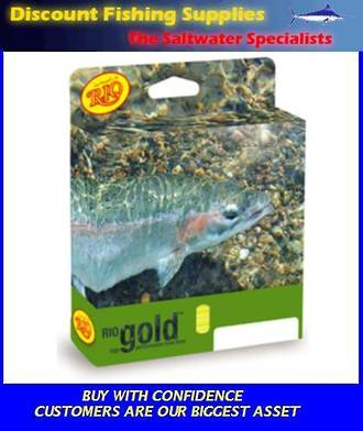 Rio Gold Floating Fly Line - WF8F