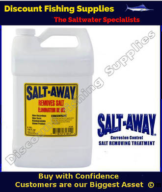 Salt Away - 3.8L Bottle Concentrate