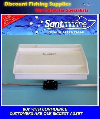 Santmarine Bait Board - Rail Mount Small