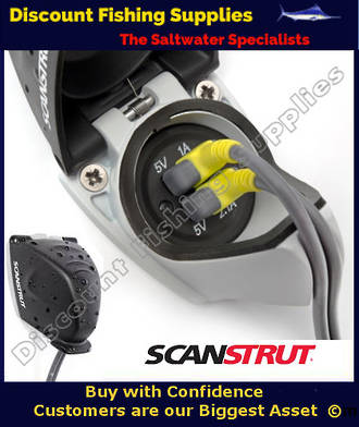 Scanstrut Dual USB Charge Socket - Waterproof 12-24V