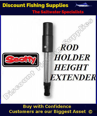 Scotty Rod Holder Extender