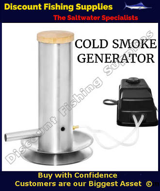 Sea Harvester Cold Smoke Generator