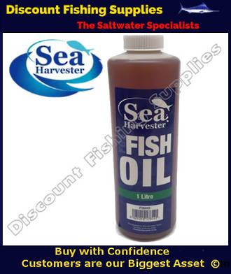 Sea Harvester Fish Oil Blend 1ltr