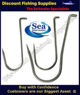 Sea Harvester Stainless Steel Gaff Head Large 24cm