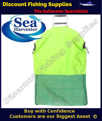 Sea Harvester Dive Catch Bag