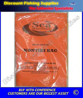 Kontiki Bag - Heavy Duty