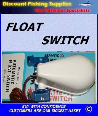 Seaworld Bilge Pump Float Switch