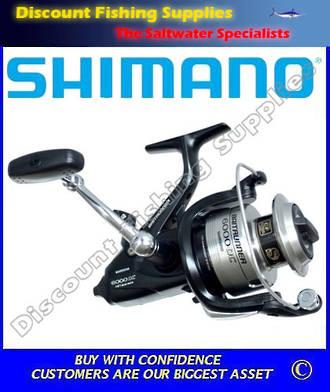 Shimano Baitrunner 6000 OC Fishing Reel
