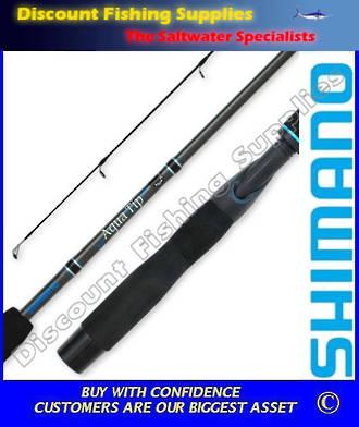 Shimano Aquatip Baitcast Rod - 4-8kg - 6'