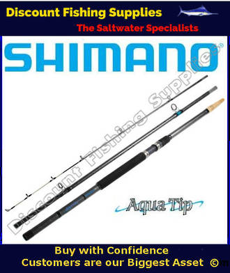 Shimano Aquatip Surf Rod 6-12kg 14' 3pc