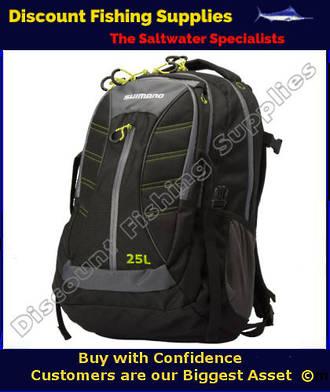 Shimano Back Pack 25L