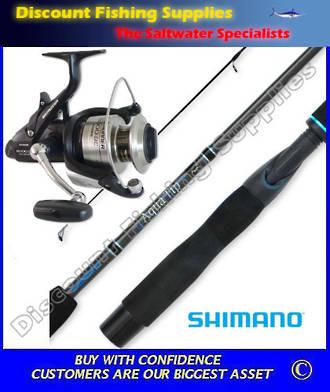 Shimano Baitrunner 4000OC - Aqua Tip Combo 4-8kg