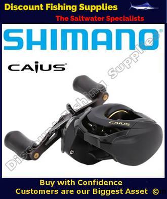 Shimano Caius 150A Baitcast Reel