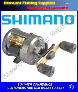 Shimano Corvalus 300 Baitcast Reel