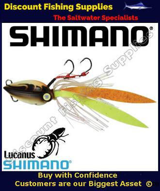 Shimano Lucanus Jig 60gm - Dungeness Crab