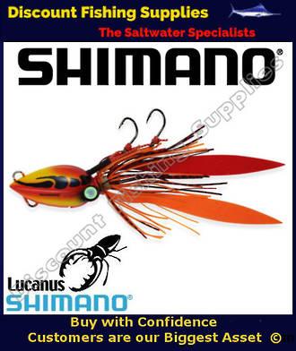 Shimano Lucanus Jig 60gm - Sunset Crab