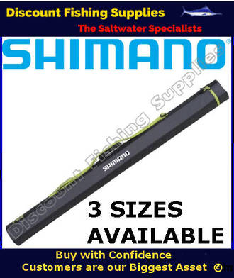 "Shimano Rod Tube - Suits 7"" 1piece rods"