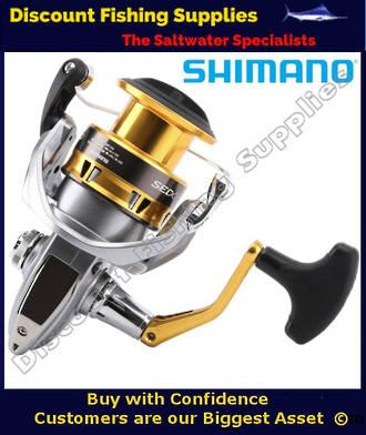 Shimano Sedona 2500 FI Spin Reel