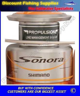 Shimano Sonora 4000FB SPARE SPOOL