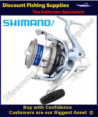 Shimano Speedcast 14000 XSB Surf (Spin) Reel