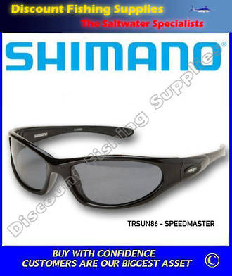 Shimano Polarised Sunglasses - Speedmaster - SP1