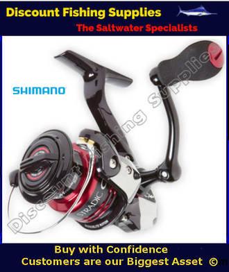 Shimano Stradic Ci4+ 2500 Spin Reel