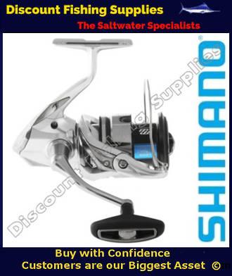 Shimano Stradic FL 4000 XG Spin Reel