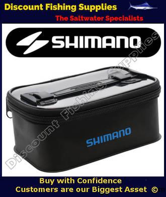 SHIMANO ACCESSORY / SYSTEM CASE MED BLACK