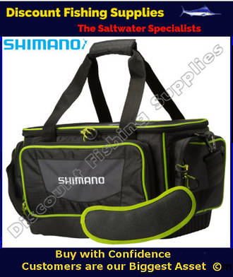 Shimano Tackle Bag Medium