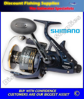 Shimano Baitrunner - Thunnus 12000F Ci4