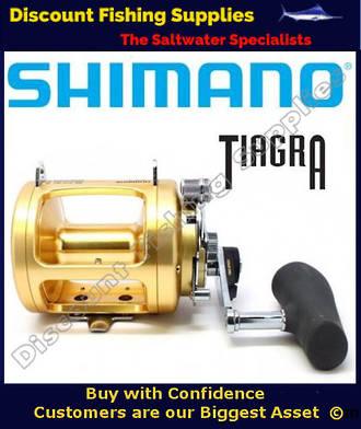 Shimano Tiagra 30 WLRSA Reel
