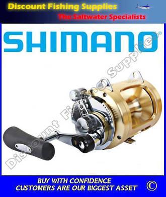 Shimano Tiagra 50 WLRSA Reel