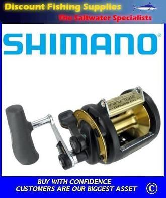Shimano TLD50A LRS 2 speed Reel