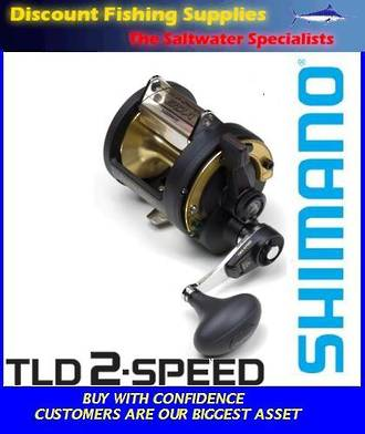 Shimano TLD50 A 2 Speed Reel