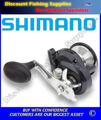 Shimano Torium 16HGA High Speed Reel