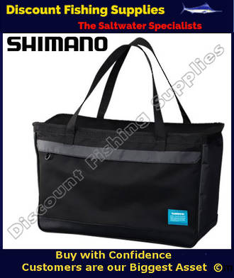 Shimano Tote Bag BA-048Q Fishing Bag - 45L Gear Bag