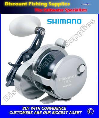 Shimano Trinidad 16A Jigging Reel