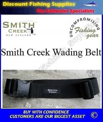 Smith Creek Wading Belt Small/Medium