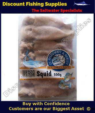 BAIT - Baby Squid 500gr
