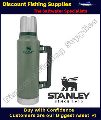 Stanley Classic 1.4lt Flask Green (LIFETIME WARRANTY) Thermos