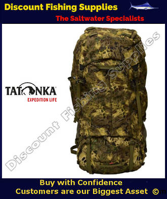 Tatonka Bison Stealth 75+10 Hunting Pack