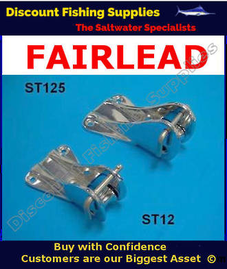 Bow Fairlead - Stemhead