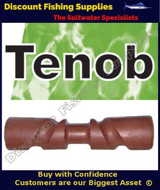 Tenob Rubber Self Centring Trailer Roller - 300mm X 68mm