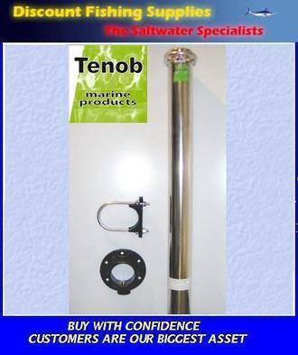 Tenob Standard Water Ski Pole With U Bracket
