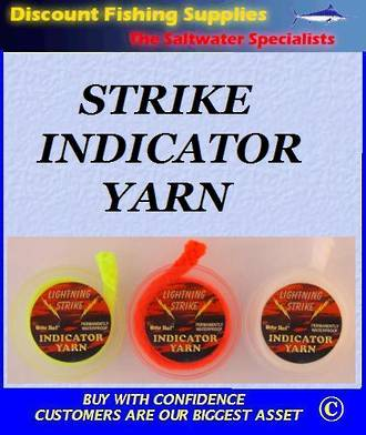 Ultimate Indicator Yarn - White