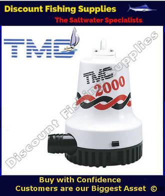 Bilge Pump - TMC - 2000GPH