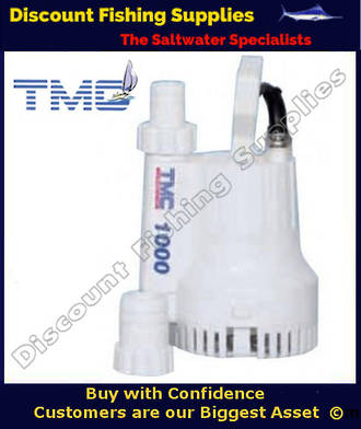 Handy Immersion Pump - TMC - 1000GPH