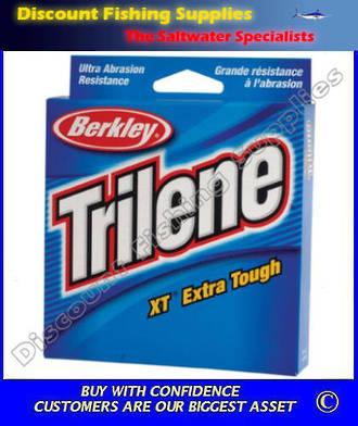 Berkley Trilene XT 14lb X 330yd's (Extra Tough)