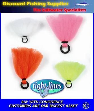 Ultimate Yarn Indicators - Fl White Small X 4