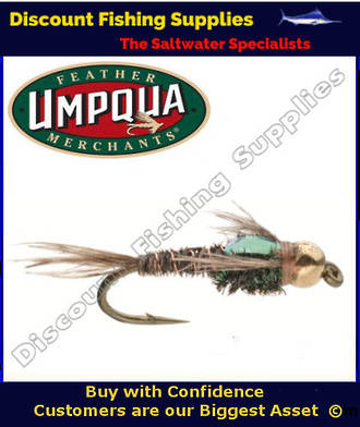 Umpqua GB Flashback Pheasant Tail - Natural #14 Fly